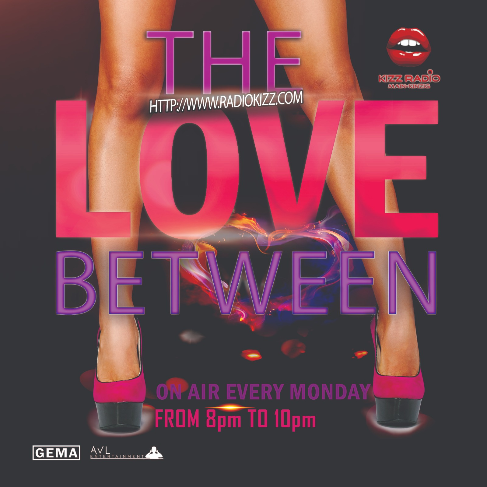 CJ the DJ THE LOVE BETWEEN